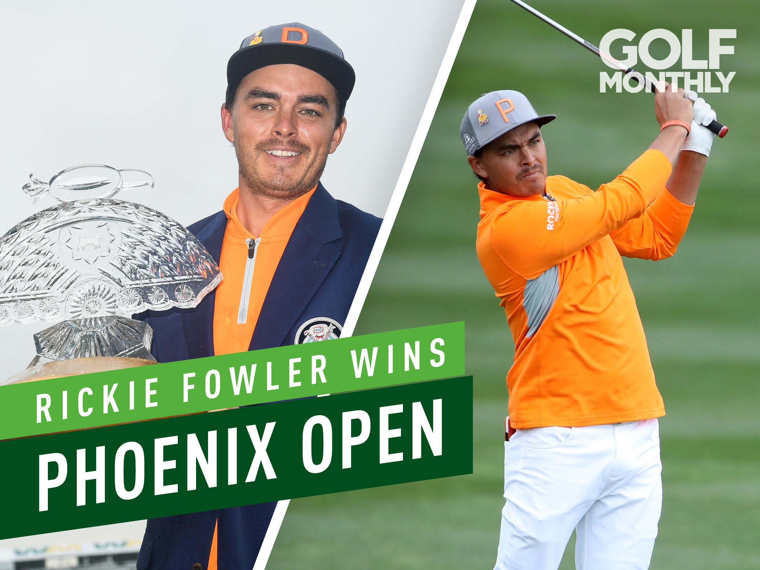 Fowler Wins