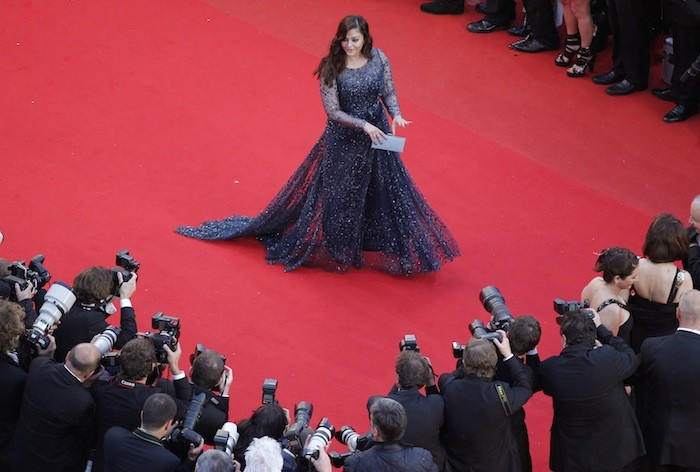 Aishwairya Rai, Ash, Cannes 2012, Elie Saab, weight gain, weigh loss