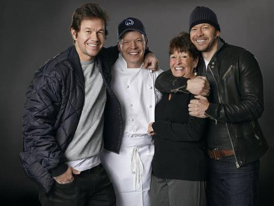 'The Wahlburgers' on A&E