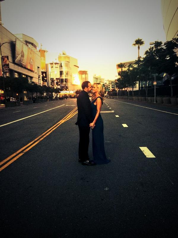 Jenny McCarthy & Donnie Wahlberg
