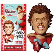 nacho libre, talking, stretchy pants