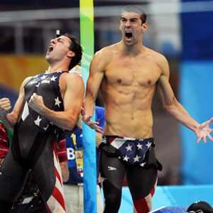 Hebat Dan Panasnya Phelps, Weber-Gale!