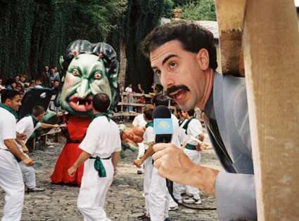 Borat, Sascha Baron Cohen