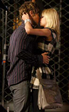 Taylor Momsen, Chace Crawford, Gossip Girl