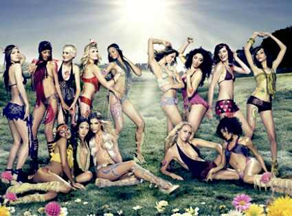 America's Next Top Model - cycle 11 cast