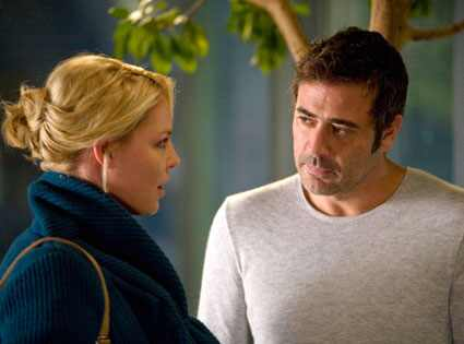 Katherine Heigl, Jeffery Dean Morgan, Grey's Anatomy