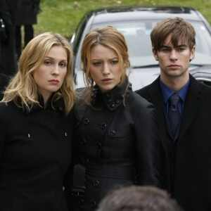 Kelly Rutherford, Blake Lively, Chace Crawford, Gossip Girl