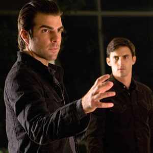 Zachary Quinto, Heroes