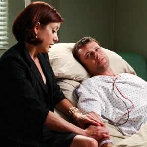 Kate Walsh, Grant Show, Grey's Anatomy