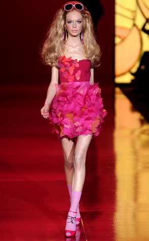 ankle socks on Barbie