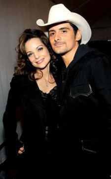 Brad Paisley, Kimberly Williams