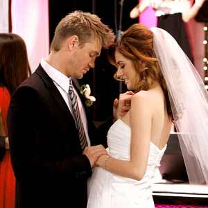 One Tree Hill, Chad Michael Murray, Hilarie Burton