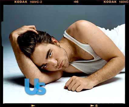 Robert Pattinson, Us Weekly, Outtakes