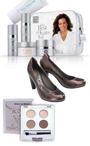 Kate Somerville Kit, You Pumps, Anastasia Brow Ki