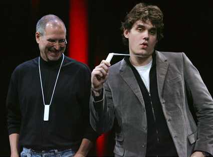 Steve Jobs, John Mayer