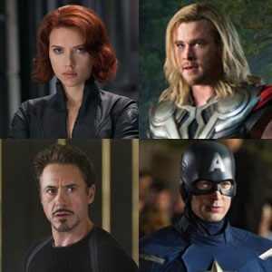 Marvel/Disney Enterprises