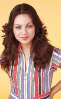 Image result for mila kunis that 70s show