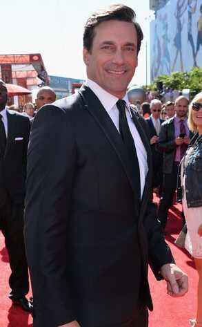 Jon Hamm, ESPY Awards