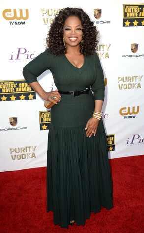 Oprah Winfrey, Critics