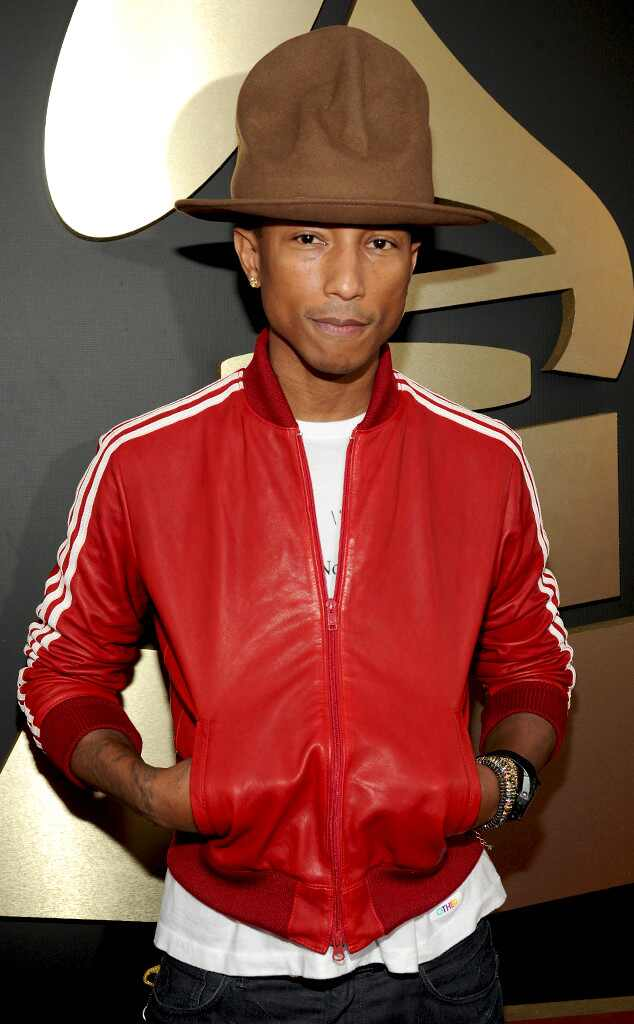 Pharrell Williams, 56th GRAMMY Awards