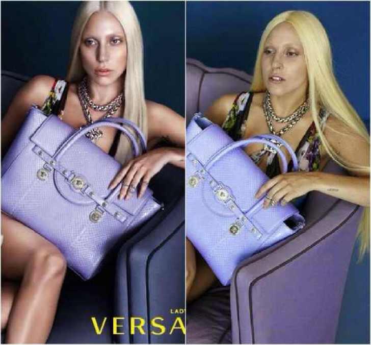 Lady Gaga Photoshop