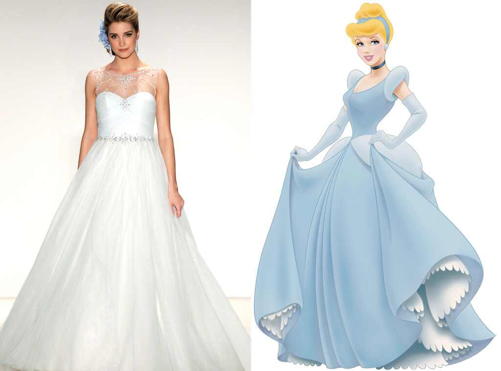 Cinderella From Alfred Angelo's Disney Princess Wedding