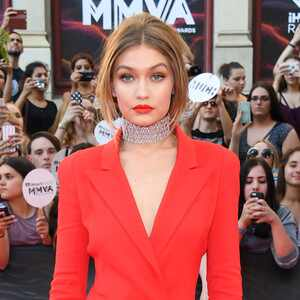 Gigi Hadid, Much Music Awards 2016
