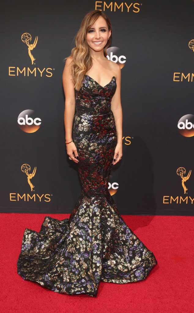 2016 Emmys Red Carpet Arrivals Lilliana Vazquez, 2016 Emmy Awards, Arrivals