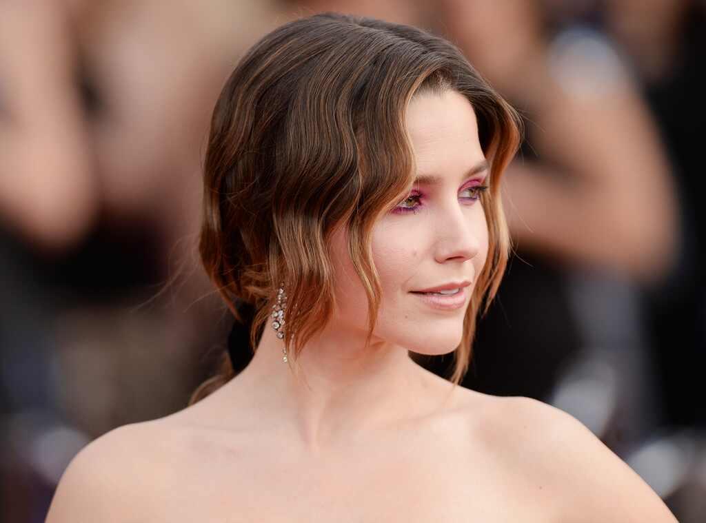 ESC: Best Beauty, SAG Awards, Sophia Bush (post)