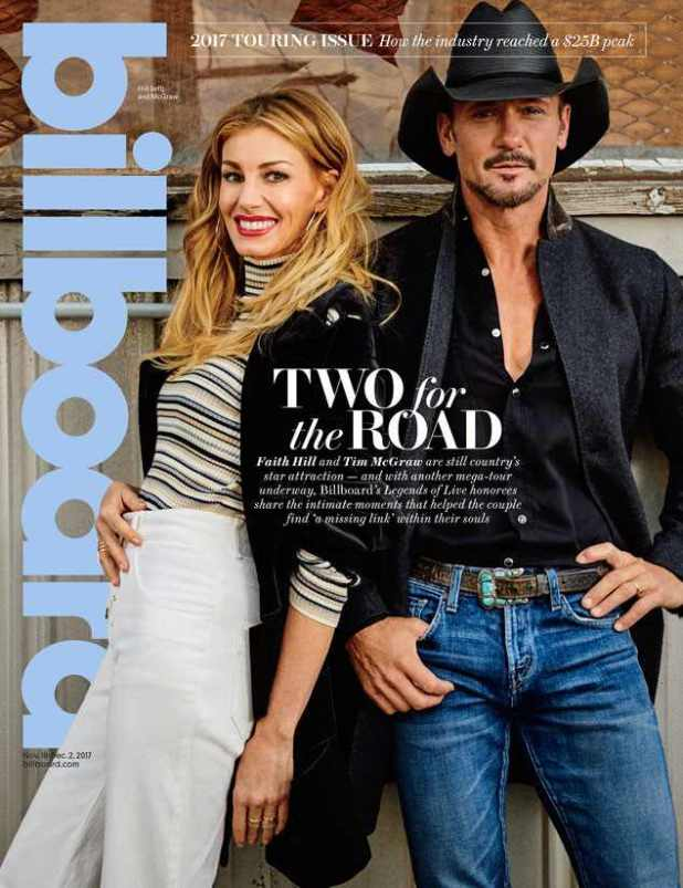 Faith Hill, Tim McGraw, Billboard