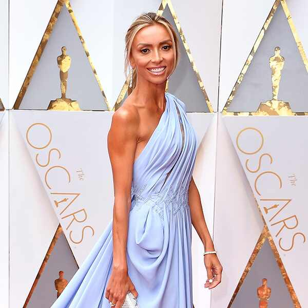 Image result for giuliana rancic oscar gown 2017