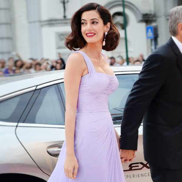 ESC: Amal Clooney