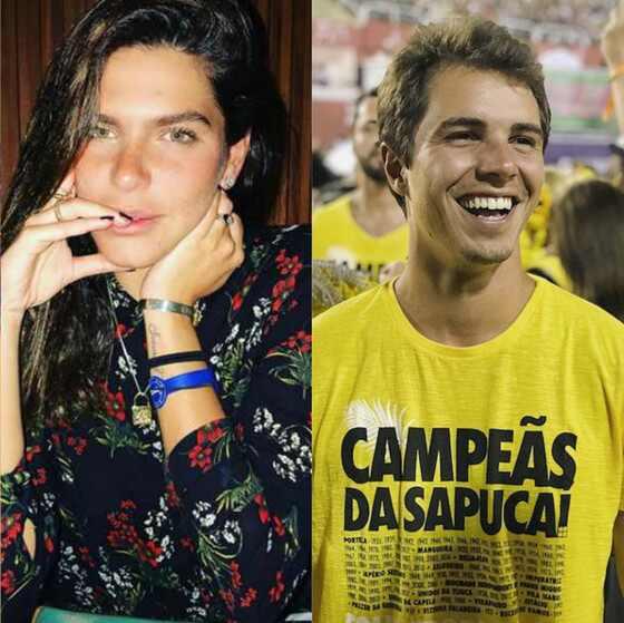 Mariana Goldfarb, Igor Carvalho Rodrigues