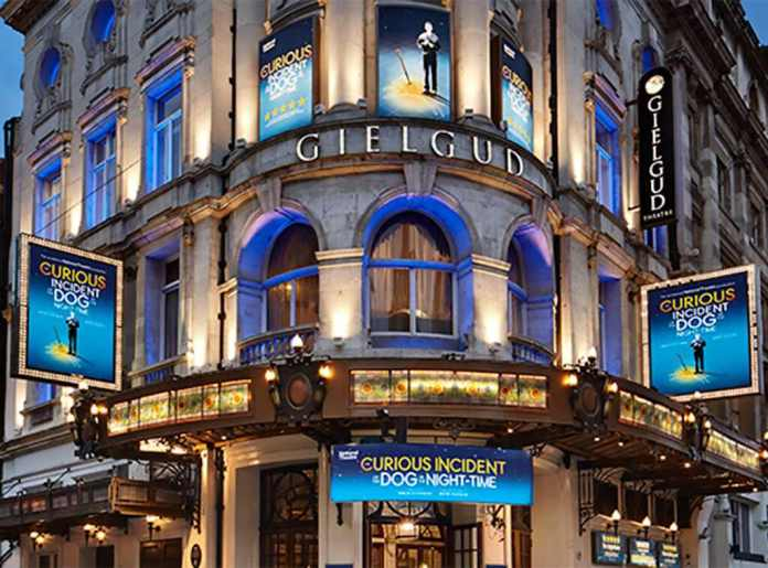 The Gielgud Theater