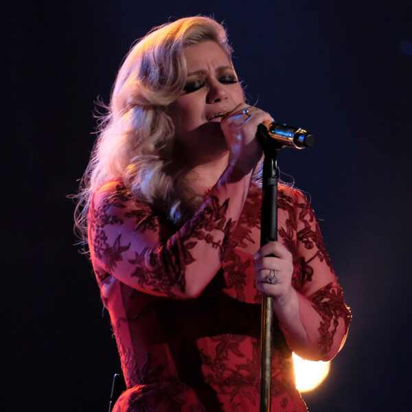 Kelly CLarkson, The Voice