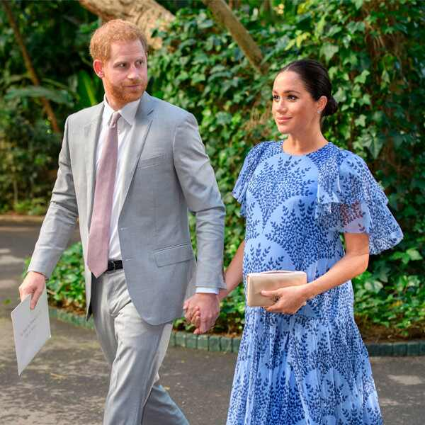 Meghan Markle, Prince Harry, Duke and Duchess of Sussex, Morocco