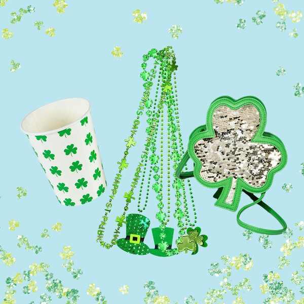 E-Comm: Last-Minute St. Patrick's Day Party Favors