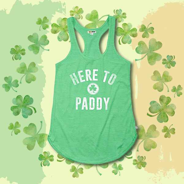 E-Comm: St. Patrick's Day