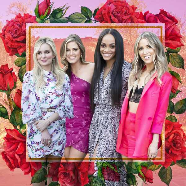 Bachelorette Reunion, Kaitlyn Bristowe, JoJo Fletcher, Emily Maynard, Rachel Lindsay