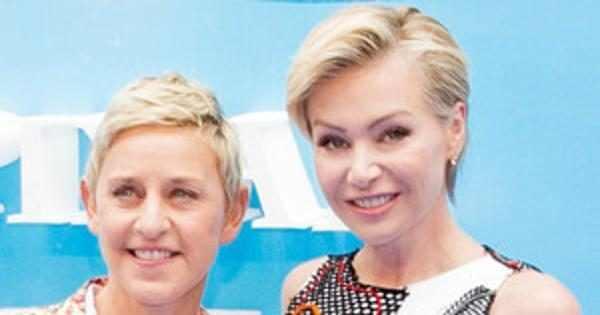 Ellen DeGeneres Has The Sweetest Message For Portia De