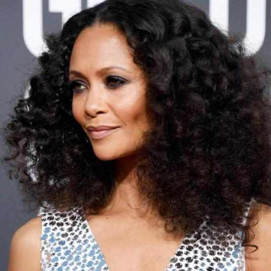 ESC: Golden Globes Beauty, Thandie Newton