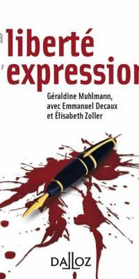 """Résultat de recherche d'images pour """"La liberté d'expressionde Géraldine MUHLMANN"""""""