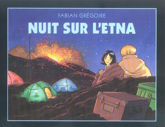 nuit sur l etna fabian gregoire ecole des loisirs grand format le hall du livre nancy