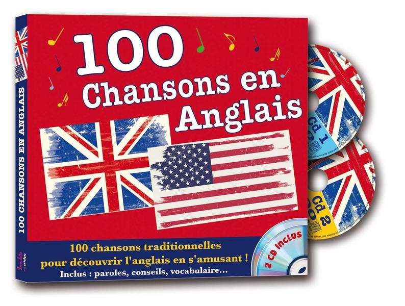 100 chansons en anglais