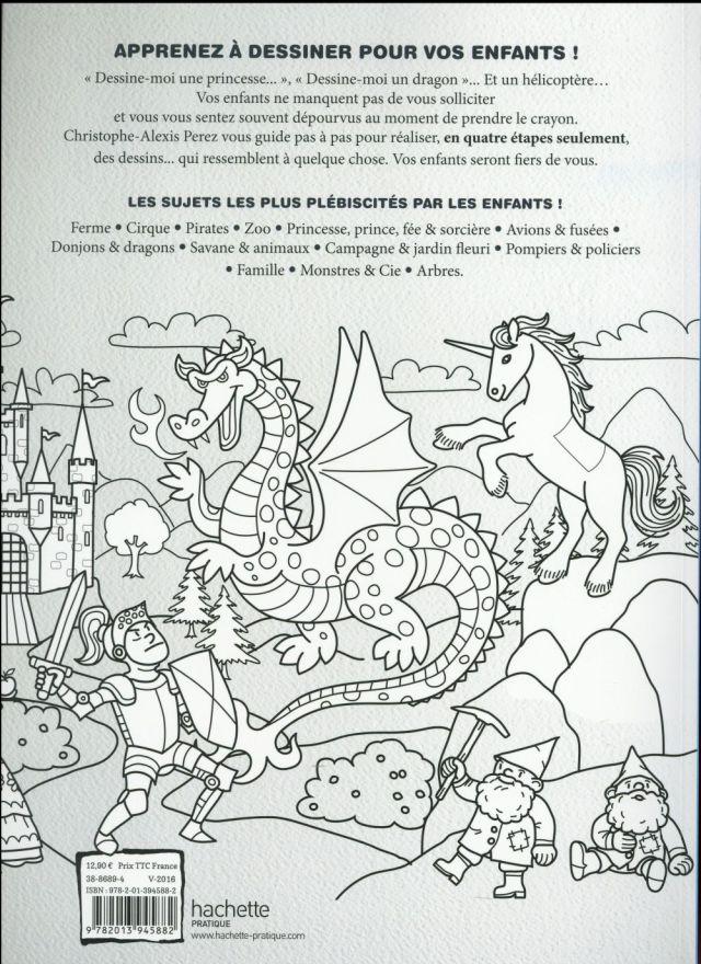 Dessine-moi - Christophe Alexis Perez - Hachette Pratique