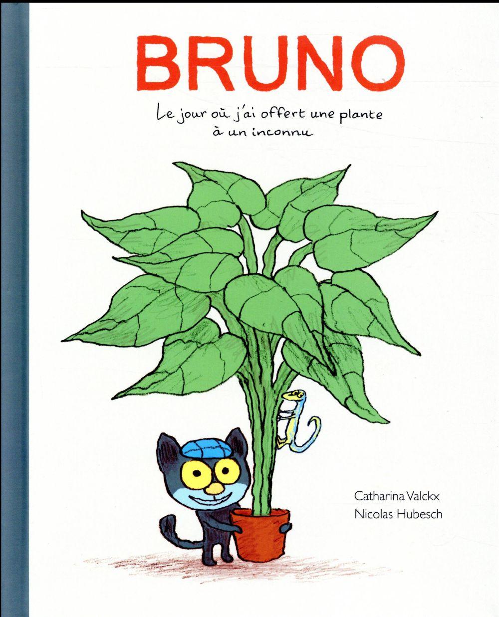 Bruno, le jour où j\'ai offert une plante à un inconnu