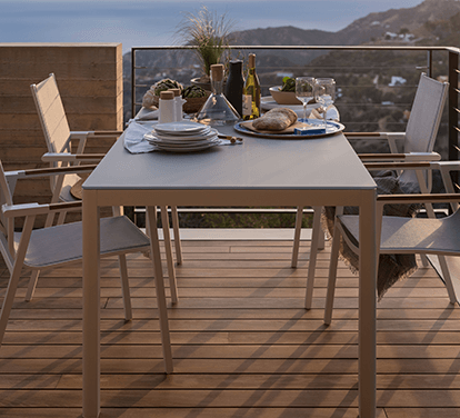 modern patio furniture rustic outdoor