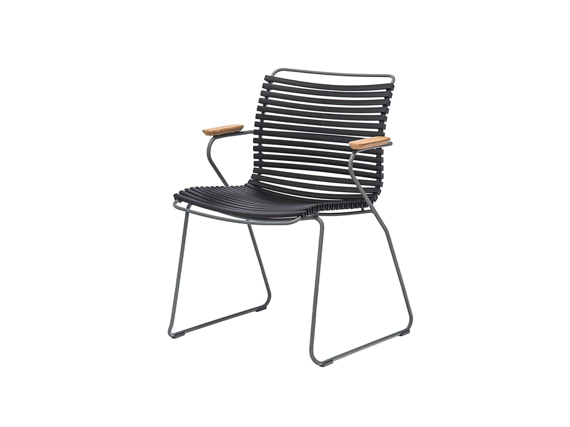 click outdoor dining chair