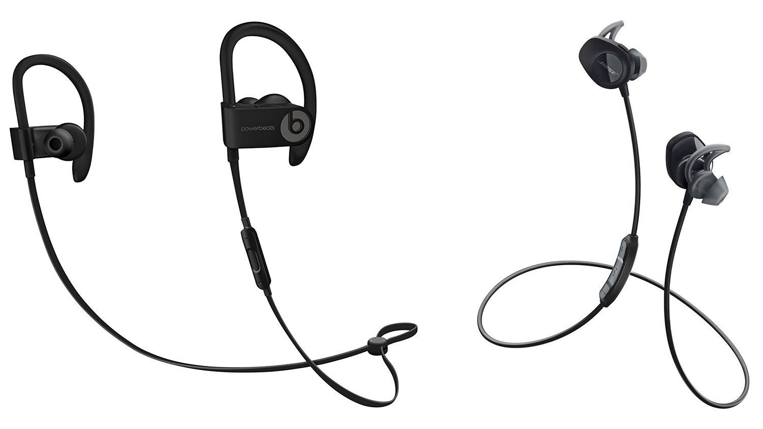 Beats Or Bose Wireless Sport Headphones