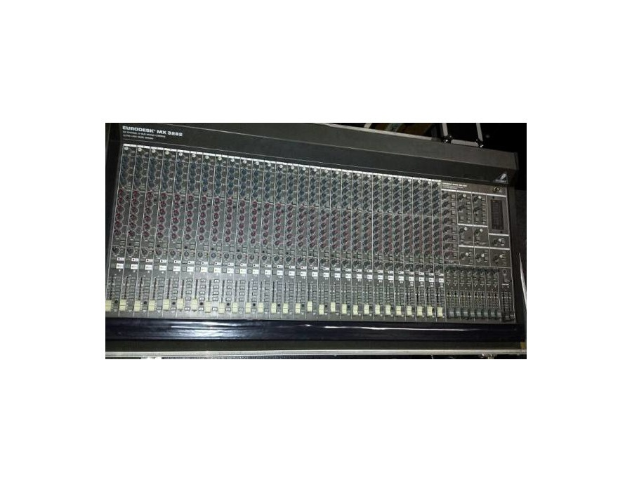 Behringer Eurorack Mx 3282 Reviews Amp Prices Equipboard 174
